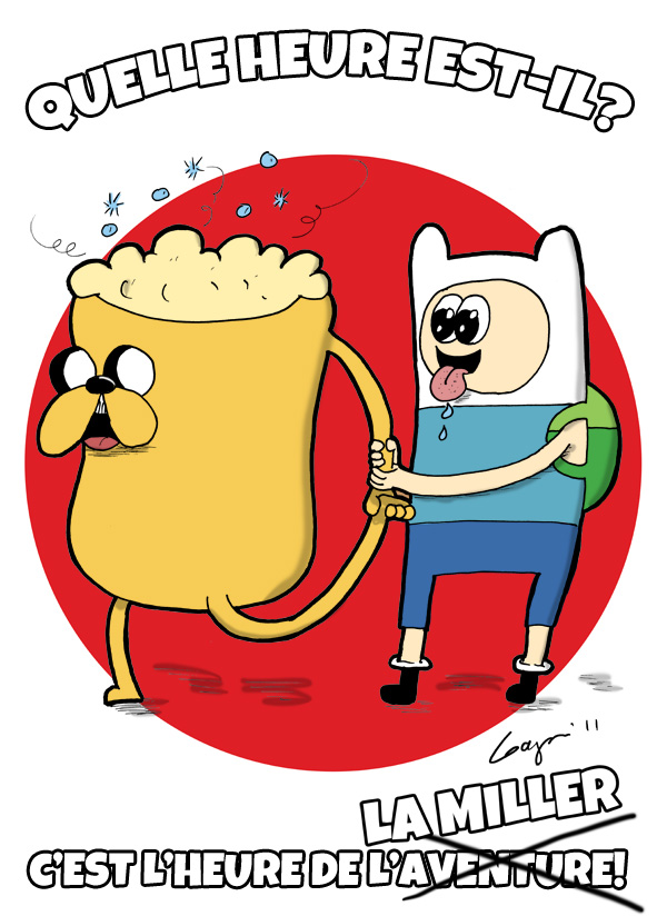 Héros Saouls: Adventure Time