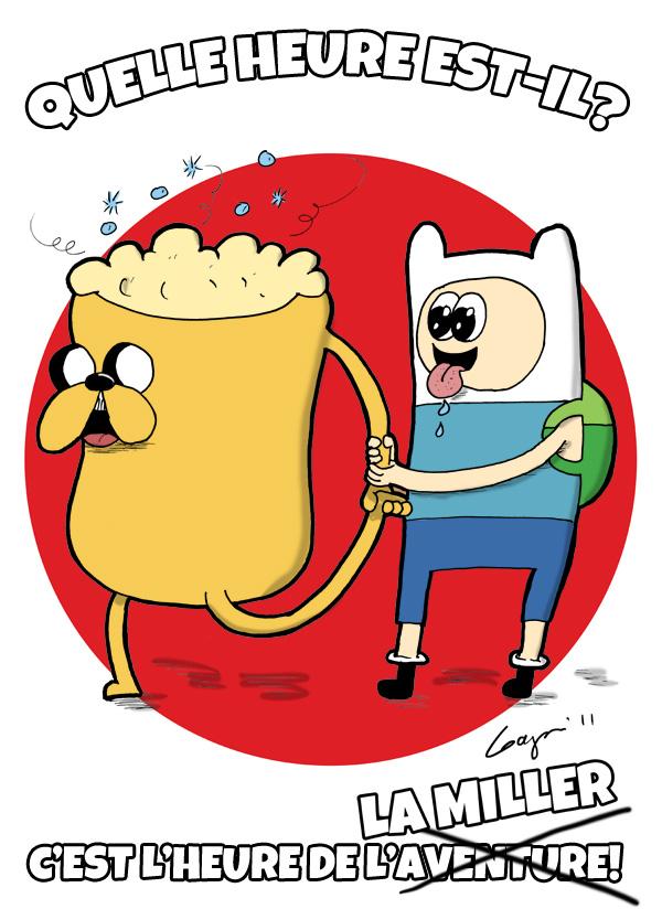 Héros Saouls: Adventure Time
