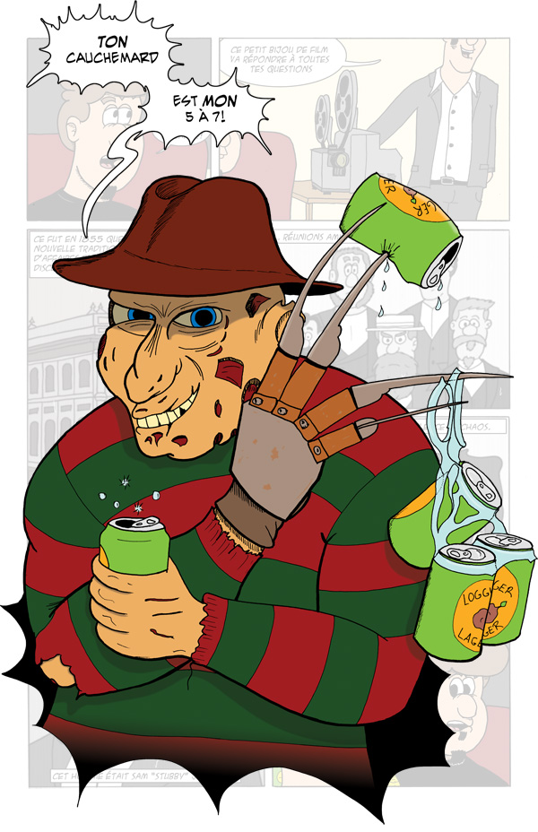 Hero Saoul: Freddy Krueger
